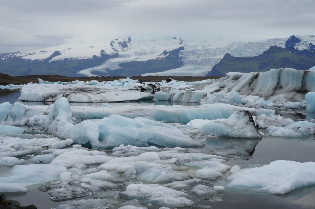 Jökulsárlón Gletschersee