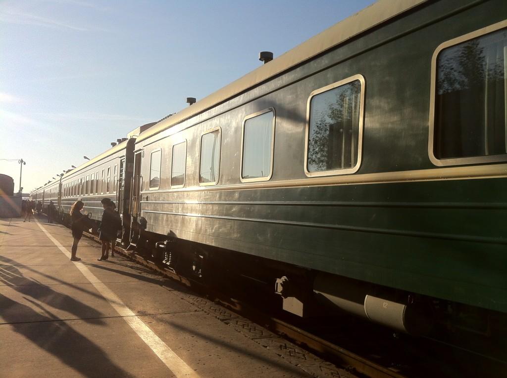 Transsibirische Eisenbahn mit Kind: Moskau - Peking, Dauer, Strecke, Preise - Familienreiseblog