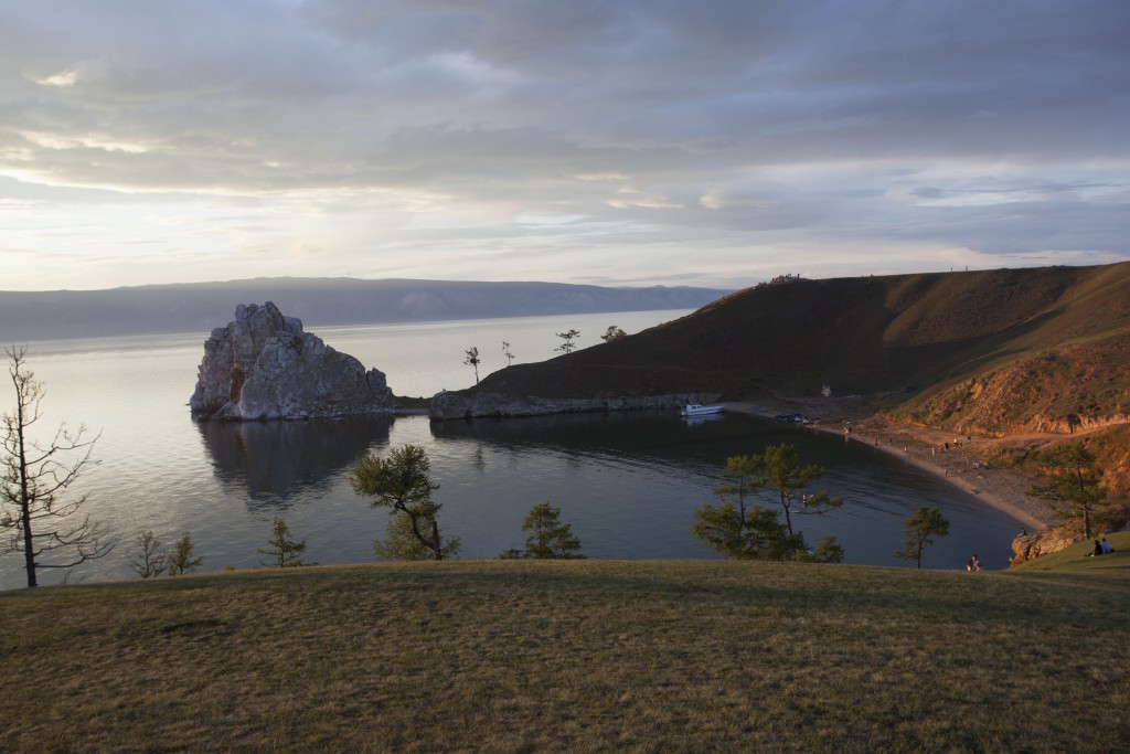 Auf der Olchon Insel, Reisebericht Transsibirische Eisenbahn mit Kind