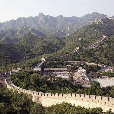 Chinesische Mauer Badaling mit Kind – Tipps, wie du die Mauer für dich alleine hast.