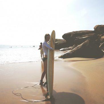 Sri Lanka mit Kind – Surfen in Arugam Bay