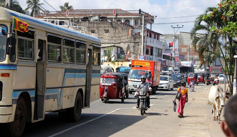 Sri Lanka Auto fahren Mietwagen selber fahren
