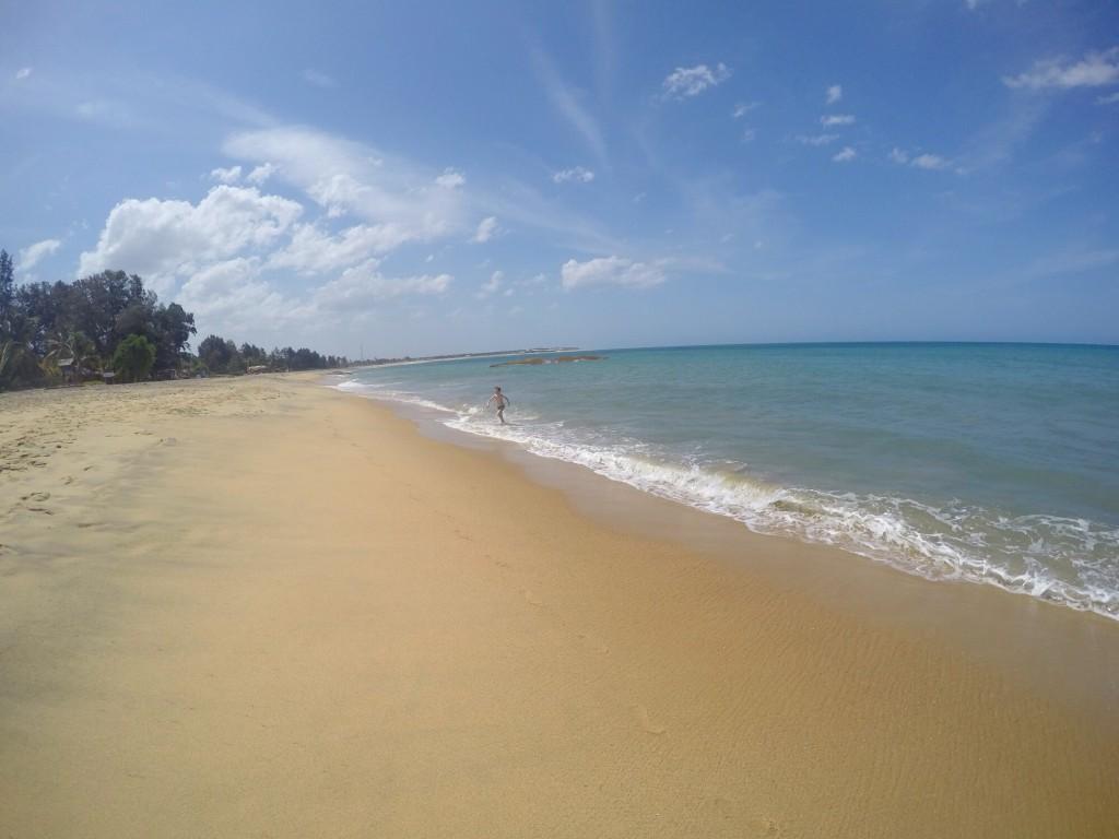 Arum Bay Beach