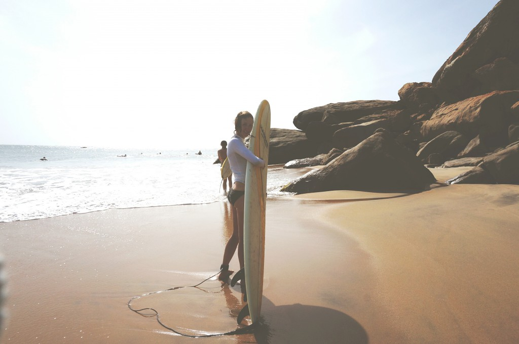 Arum Bay Surfen Elephant Rock