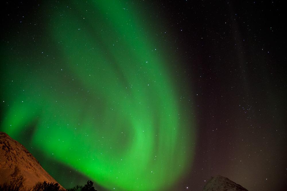 Nordlichter Urlaub Norwegen