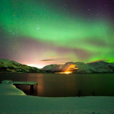 Nordlichter in Tromsø – der beste Ort in Norwegen um Polarlichter zu sehen