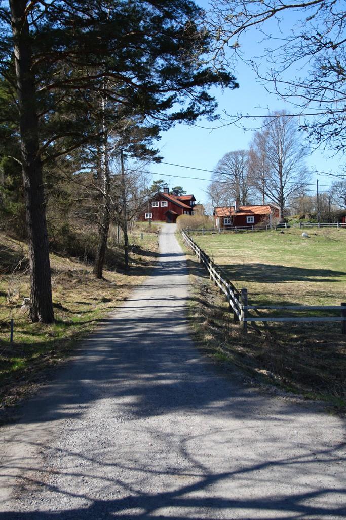 Insel Utö Stockholmer Schären Schweden Haus