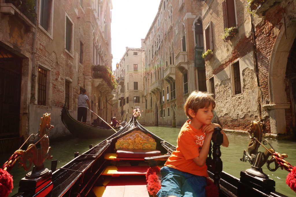 Kurzurlaub verlängertes Wochenende Venedig mit Kindern