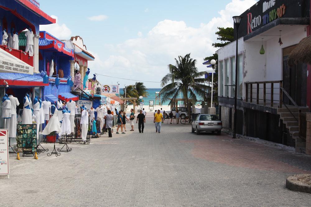 Mexiko Rundreise Yucatan mit Kindern Urlaub Playa del Carmen