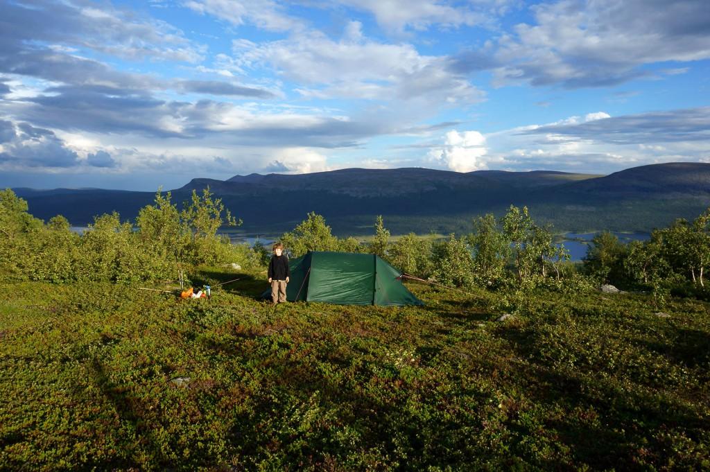 Kungsleden Schweden, Bekleidung und Ausrüstung Wandern Tipps ultraleicht Packliste, Zelt, Rucksack, Wanderschuhe, Kocher