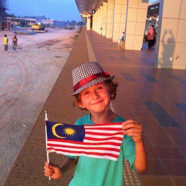 Drei Monate Backpacking in Asien mit Kind – Reiseroute und Vorbereitungen