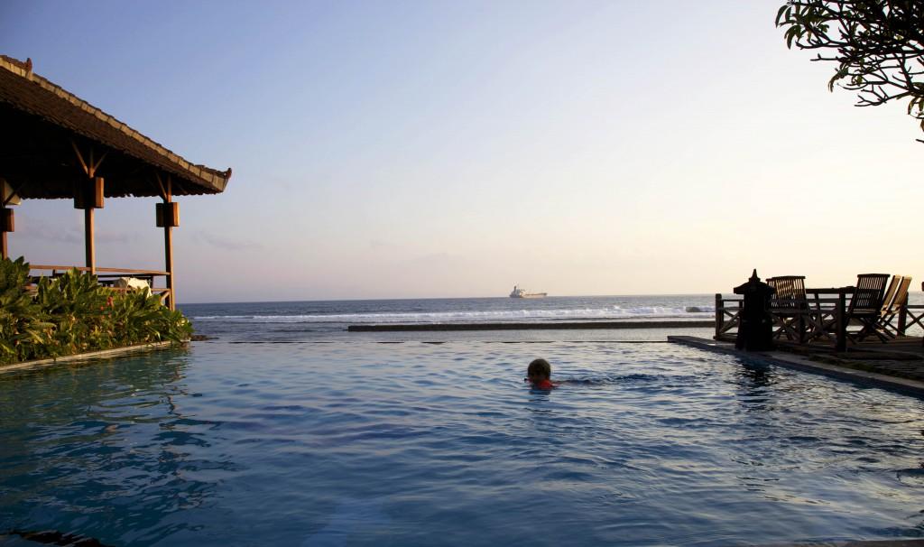 Bali mit Kind und Roller, Tipps übernachten, Hotel,