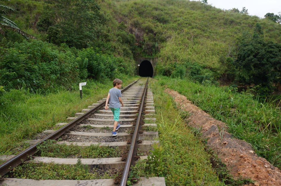 Sri Lanka - auf den Spuren der Eisenbahn
