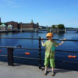 Stockholm mit Kindern – Aktivitäten und ausgefallene Übernachtungsmöglichkeiten.