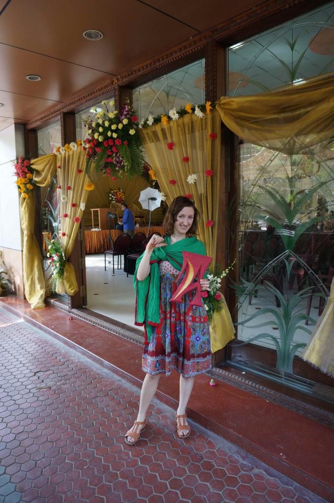 Indische Hochzeit, Backpacking, Urlaub in Indien, Bangalore