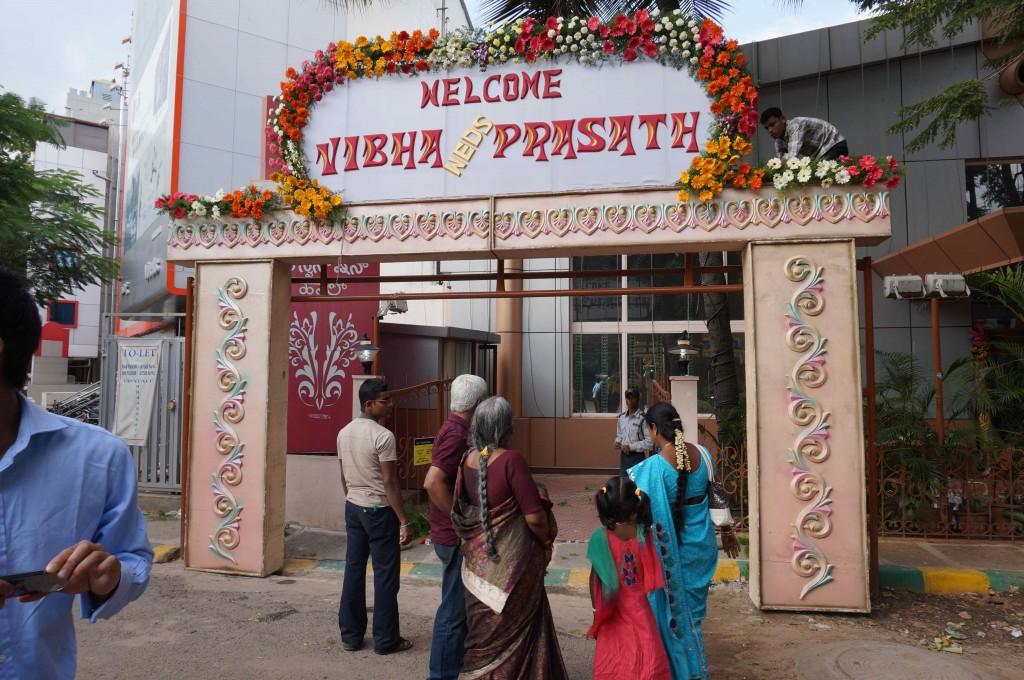 Sari indische Hochzeit Reisebericht, Kleid, Sari Hochzeit Indien, Bangalore, Hochzeit Indien