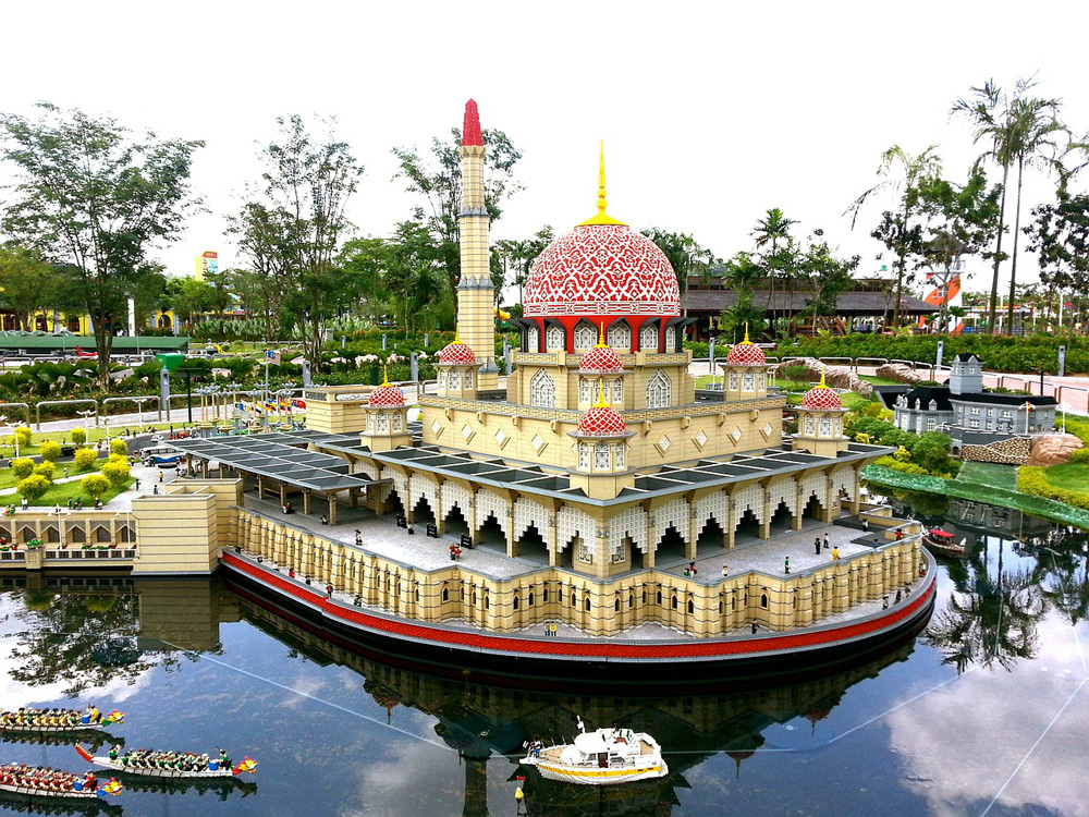 Singapur mit Kindern Legoland Malaysia