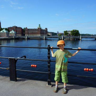 Stockholm mit Kindern – Tipps, Aktivitäten und coole Übernachtungsmöglichkeiten.