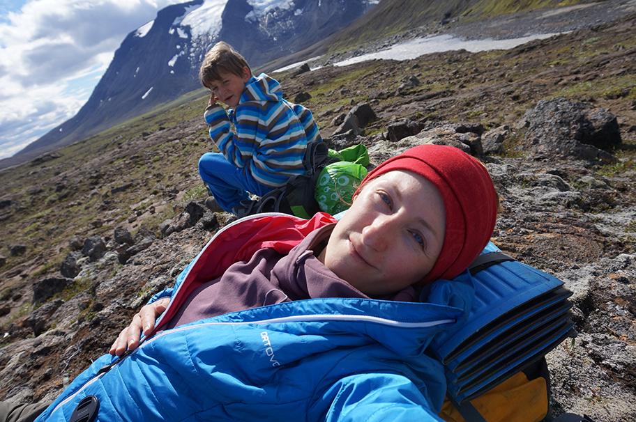 Wandern mit Kind Reisebericht auf Island