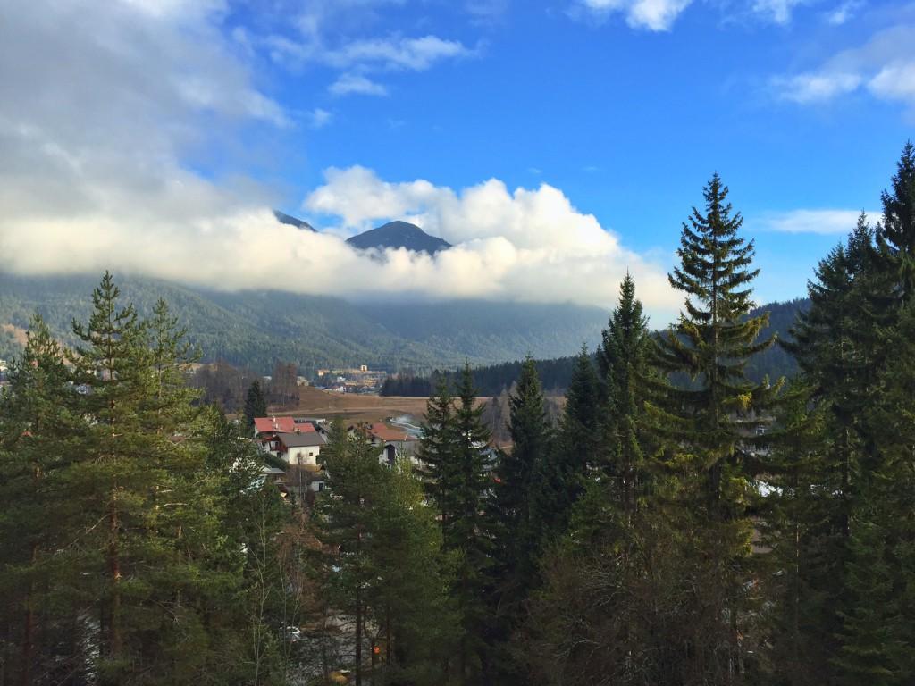 Seefeld in Tirol Österreich wandern mit Kind Wald