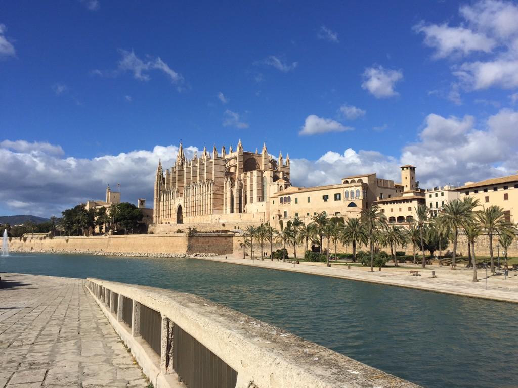 Palma Kathedrale, Mallorca Wandern, Mallorca mit Kindern