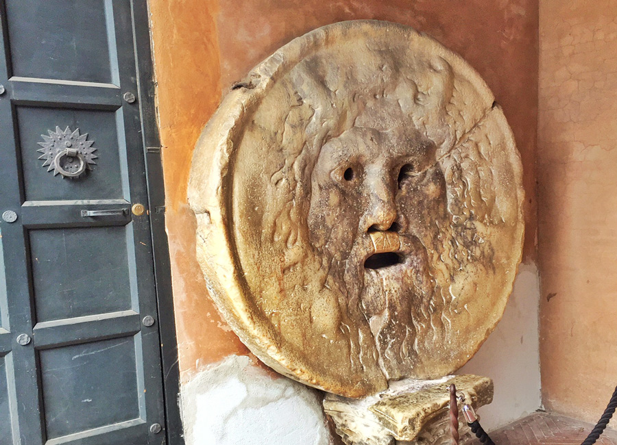 Bocca della Verità Rom