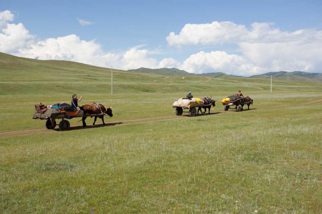 Nomaden Mongolei mit Kind, gorkhi-terelj national park