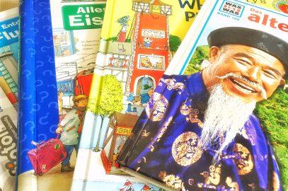 12 geniale Kinderbücher zum Thema Reisen