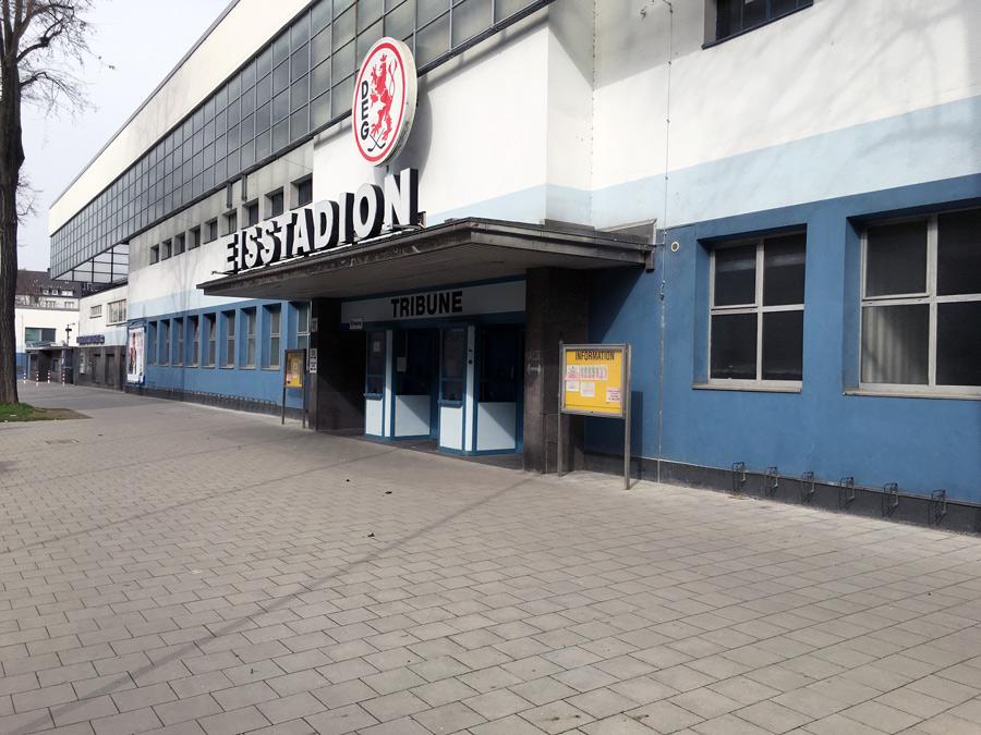 Düsseldorf mit Kindern Ausflugstipps in Düsseldorf Eisstadion Eislaufen