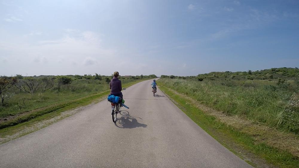 Borkum mit dem Fahrrad erkunden