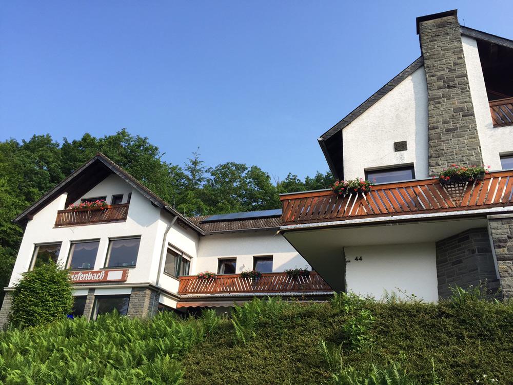 Ausflugsziele im Nationalpark Eifel Haus Dielenbach Pension Haus Diefenbach