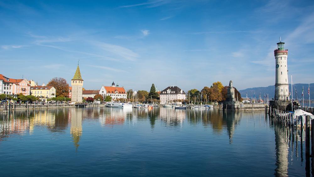 Bodensee, Kurzurlaub mit Kindern in Deutschland