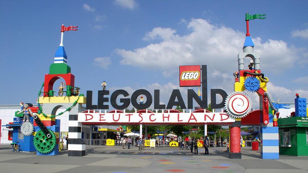 Legoland, Amazonia, Kurzurlaub mit Kindern in Deutschland