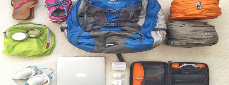 Packliste - Fernreise nur mit Handgepäck