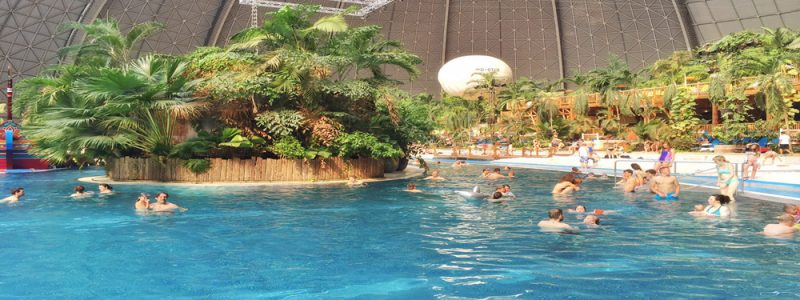 Tropical Islands mit Übernachtung – Tipps und Erfahrungsbericht