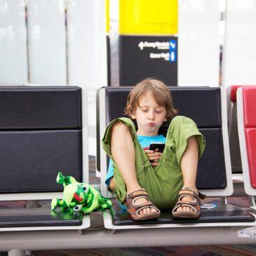 Reisespiele Kinder – Spannende Spiele für Kinder für unterwegs und auf Reisen.