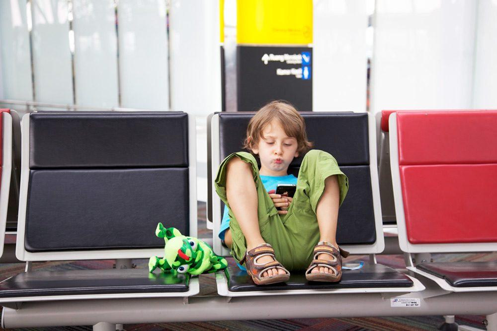 Reisespiele für Kinder für Unterwegs Fliegen mit Kindern, Fliegen mit Baby