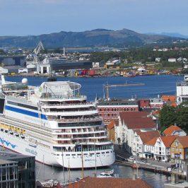 Stavanger auf eigene Faust – Über einen Spaziergang und Hüpfen auf Fischeiern.