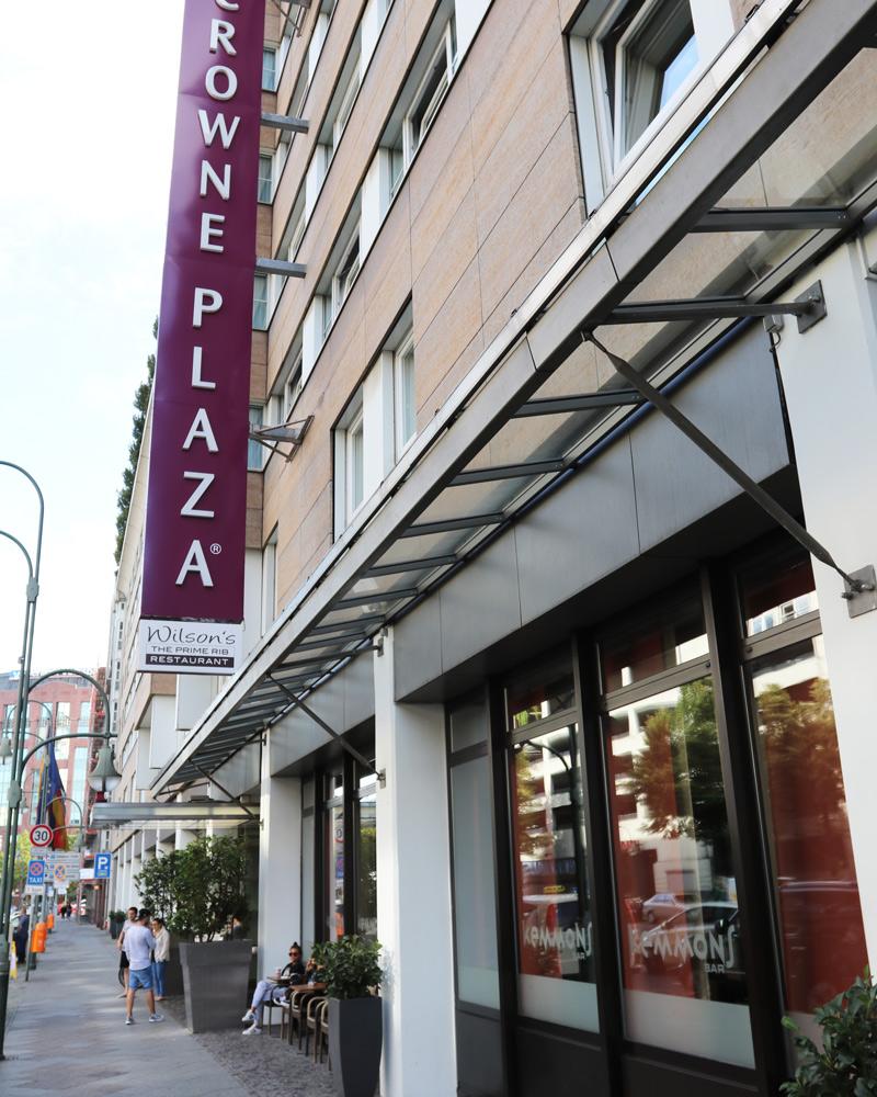Hotel Berlin Kudamm Crowne Plaza