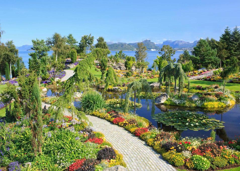 Stavanger Blomeninsel Stavanger auf eigene Faust