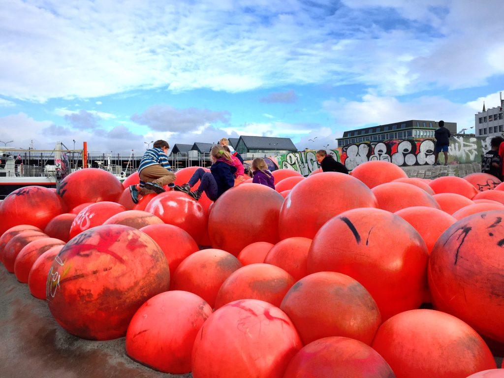 Kaviar Stavanger Spielplatz Fischeier