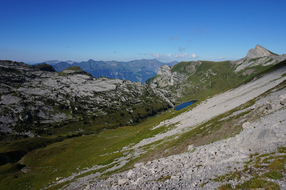 Hüttenwanderung Schweiz, mit Kind im Berner Oberland Schlinge Platte, Fist, Faulholm Grindelwald, Kleine Scheidegg, Schweizer Alpen, Wandern mit Kind