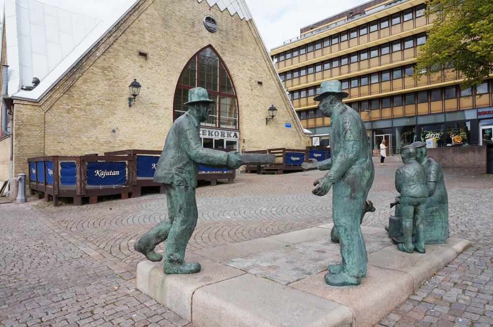 Göteborg Tipps Urlaub in Schweden, Fischhalle