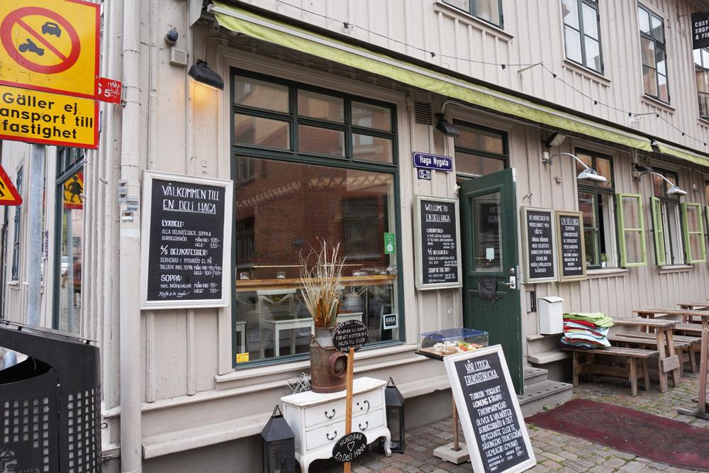 Göteborg Tipps Urlaub in Schweden, Haha Strasse Essen