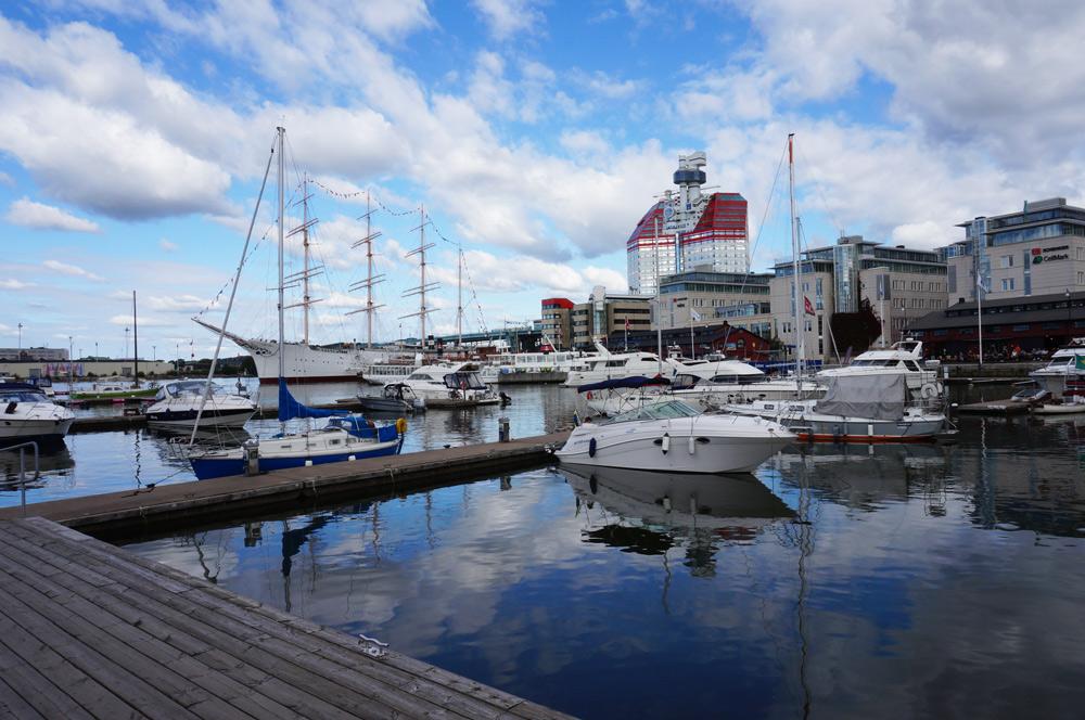 Göteborg Tipps Urlaub in Schweden, Hafen, Fähre Göteborg