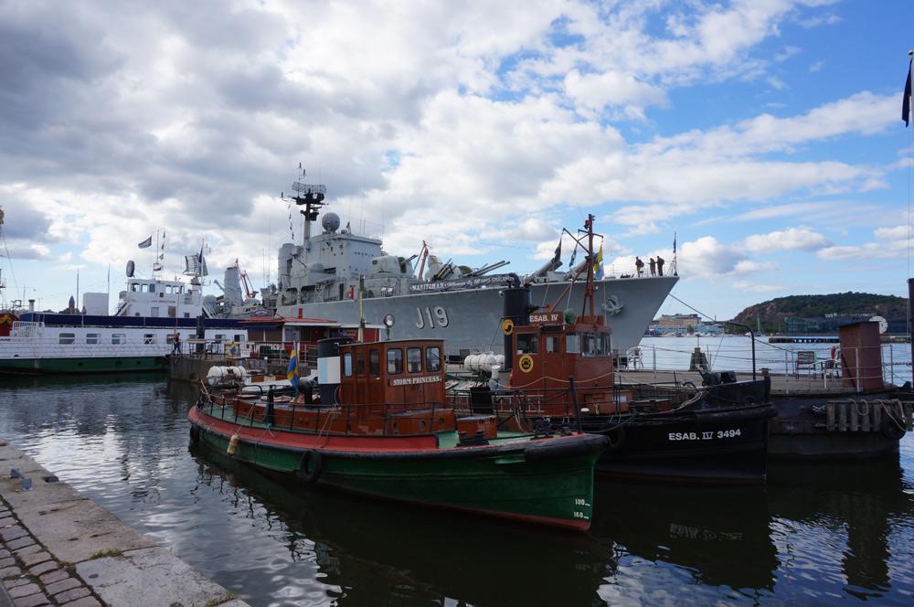 Göteborg Tipps Urlaub in Schweden, Schifffahrt