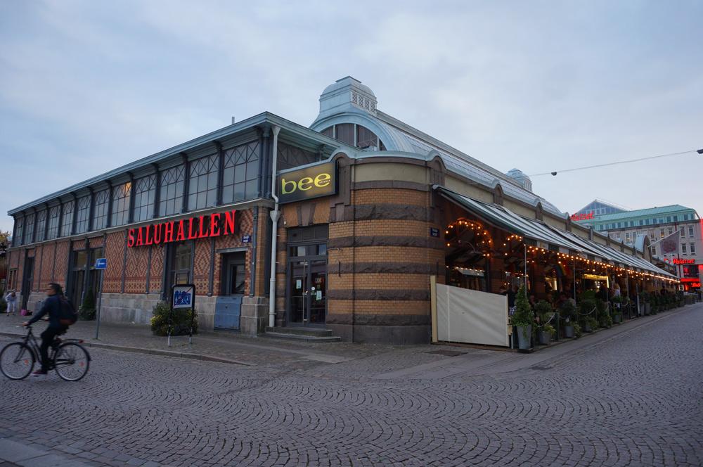Göteborg Tipps Urlaub in Schweden, Salathallen Göteborg