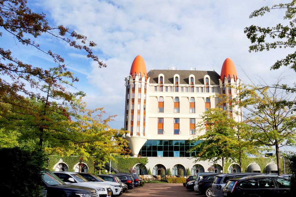 Efteling Hotel, Efteling mit Übernachtung