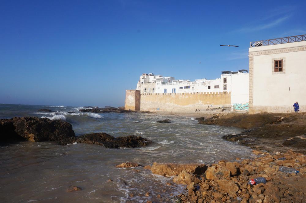 Sehenswürdigkeiten Essaouira mit Kind reisen. Medina