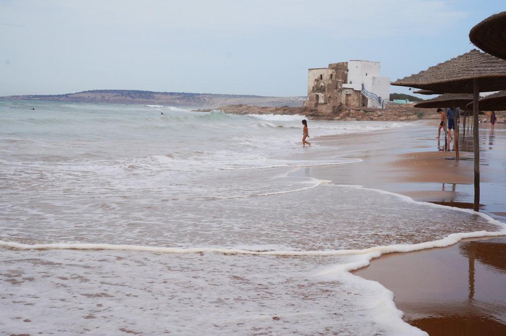 Sidi Kaouki Strand